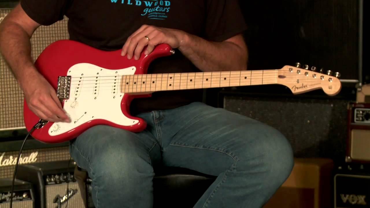hight resolution of fender custom shop eric clapton signature stratocaster sn cz506591