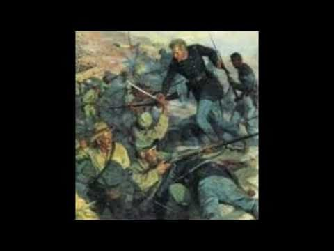 The Battle of Battery Wagner, The 54th Massachusetts Baptism of Glory, The Retreat by Elton John