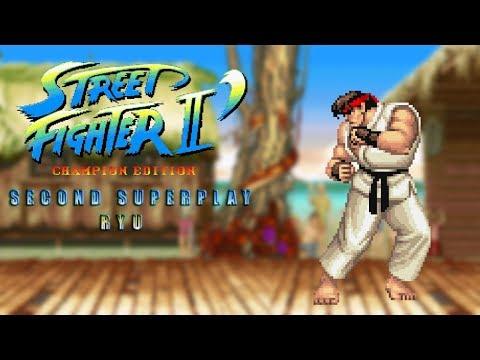Street Fighter II' - Champion Edition - Ryu【TAS】