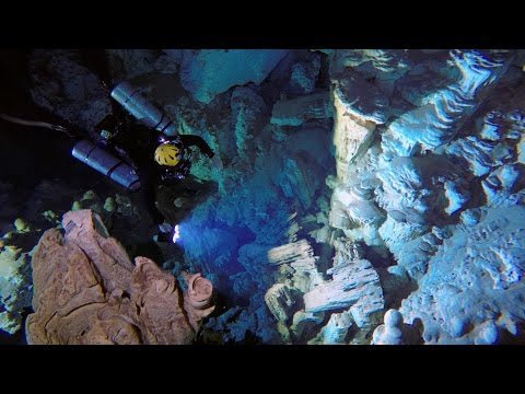 GoPro: Official Trailer – Searching The Maya Underworld: Quest for the Earth's Biggest Cave