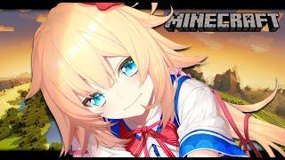 【Minecraft】深夜にこっそり【 Hololive / Akaihaato 】