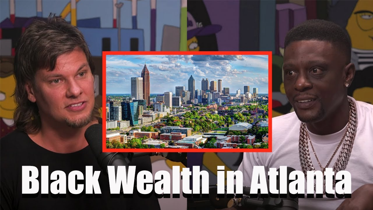Boosie Badazz on Black Wealth in Atlanta