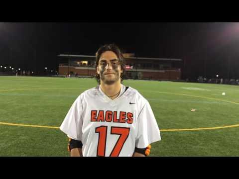 Zeke Narcise - McDonogh School (Md.) Varsity Lacrosse Defender, MIAA Championships 05/20/16