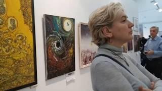 "Смотреть видео Международная Выставка ""Виженари Арт | Visionary Art Trip""- онлайн"
