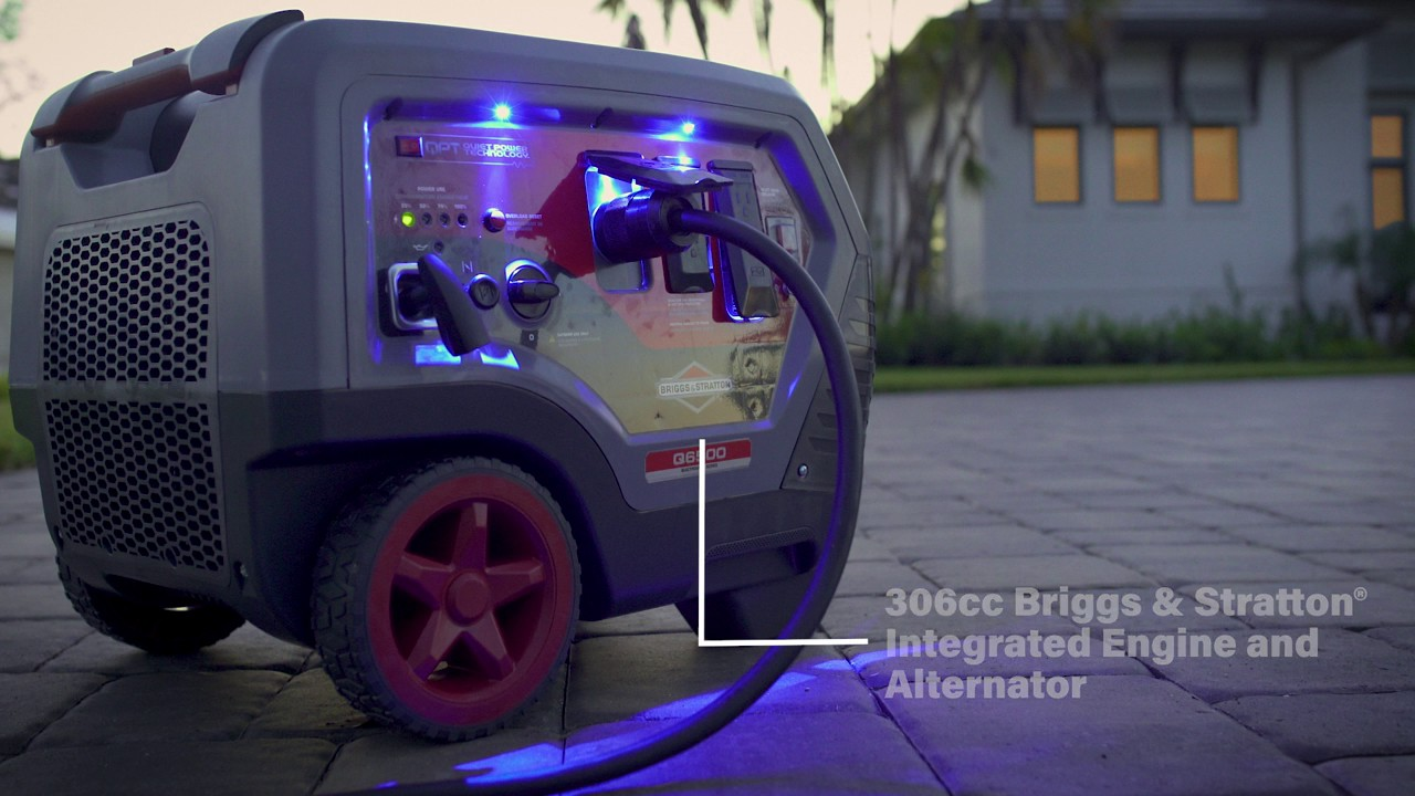 Briggs Amp Stratton Q Quietpower Series Inverter