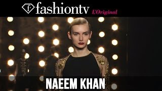 Naeem Khan Fall/Winter 2014-15 | New York Fashion Week NYFW | FashionTV