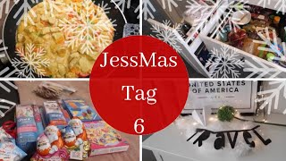 JessMas Tag 6 | VLOGMAS | Küche aufräumen | Nikolaus Geschenke auf die letzte Minute