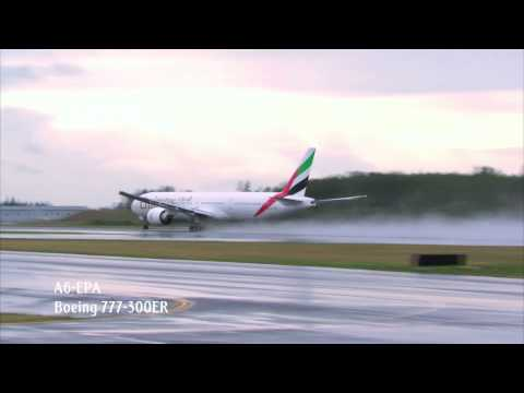 Emirates' Boeing 777 Triple Delivery | Emirates Airline