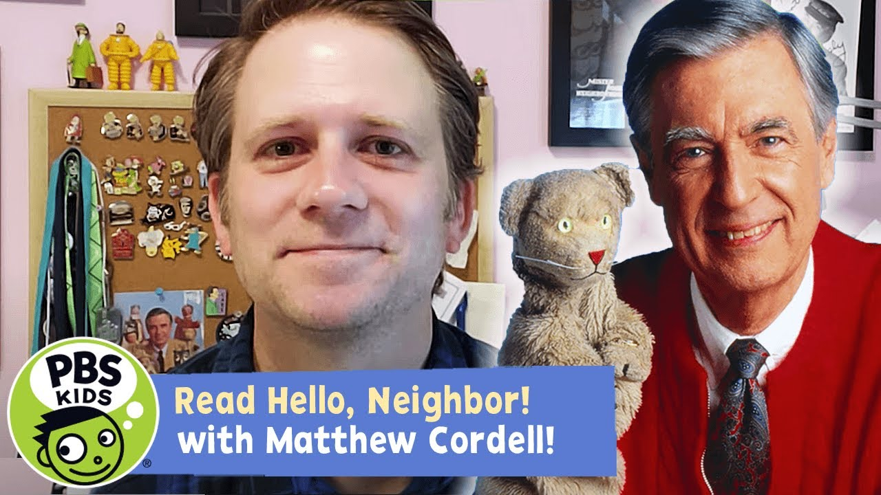 Read with Matthew Cordell! | PBS KIDS