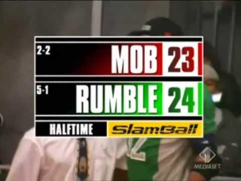 SlamBall 2002 : Mob - Rumble [2/3]