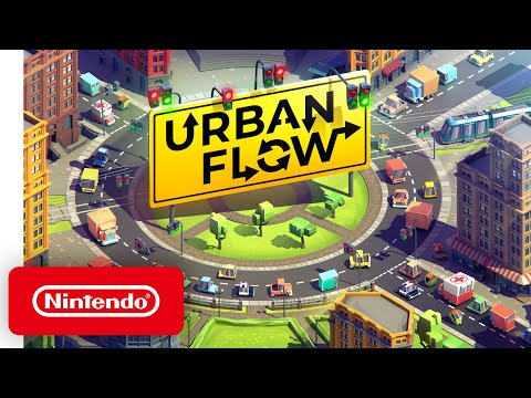 Urban Flow - Launch Trailer - Nintendo Switch