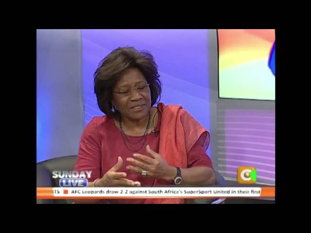 Sunday Interview with Sarah Serem  and Deloris Jordan Travel Video