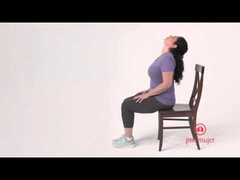 Pro Mujer Anti-Stress and Relaxation Campaign: Stretching Movements