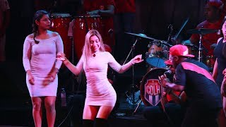 El Baile Del Azucar (Tirate Un Paso) Combinacion De La Habana En La Casa De La Salsa