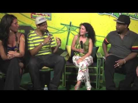 Interview with Easy Star All-Stars @ Rototom Sunsplash | LIVE STREAM August 17th 2014
