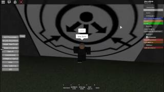 How to become admin dep in scp ROBLOX [PL]