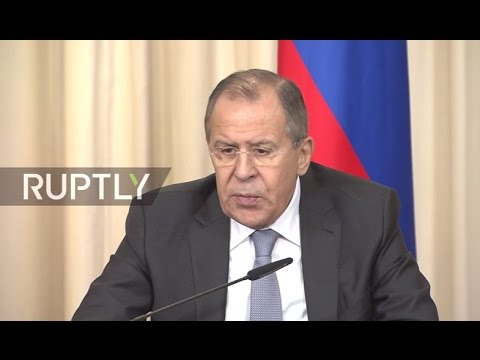 LIVE: Lavrov to hold joint press conference with Vietnamese FM in Moscow