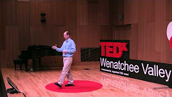 Healthy communities, demographics, and economics | Steve King | TEDxWenatchee