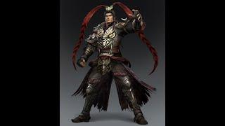 كيفية إنشاء Lu Bu من اسرة ووريورز في Tekken 7