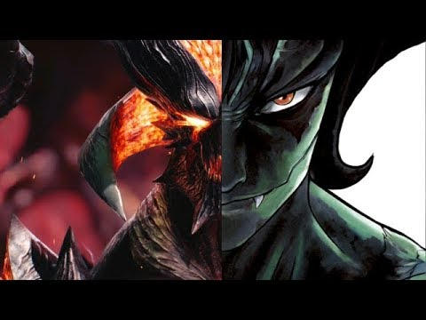 I put Devilman music over Devil May Cry scenes |