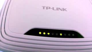 TUTORIAL CONFIGURA ROTEADOR TP-LINK TL-WR740N