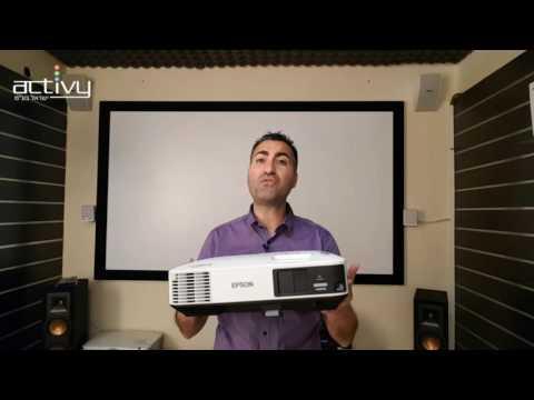 מקרן Full HD עם 5000 לומנס | EPSON EB2250U