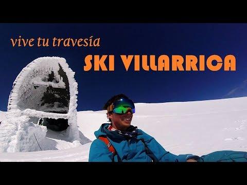 Ski Chile : Volcano Villarica : ¡Buena Onda!