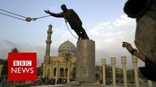"""I toppled Saddam's statue – now I want him back"