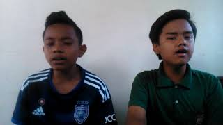 Pesan Ifan Haris cover by Fikri Ceria Popstar 4 and Firdaus Idham