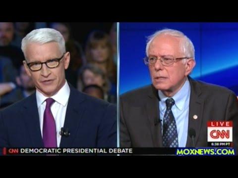 BERNIE SANDERS vs HILLARY CLINTON Democratic Presidential Debate In Flint Michigan pt.3