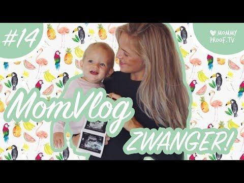 MommyVlog #14: Natalie is IN VERWACHTING! ZWANGERSCHAPSTEST en eerste ECHO!