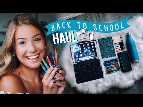 BACK TO SCHOOL HAUL / BACK TO UNI HAUL - Alles, Was Du Brauchst! // JustSayEleanor
