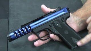 Ruger 22/45 lite - a neat 22 caliber plinking gun