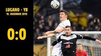 Lugano - YB (0:0), 15.12.2019 | Raiffeisen Super League