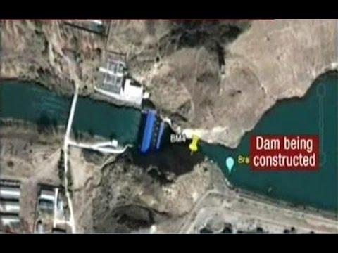 China 'Trying To Block' Brahmaputra Tributary?
