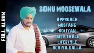 Mustang  - Sidhu Moose wala - Full Album - Latest Punjabi Song
