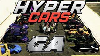 TUNING TREFFEN | MOTTO: Hypercars / Supersport