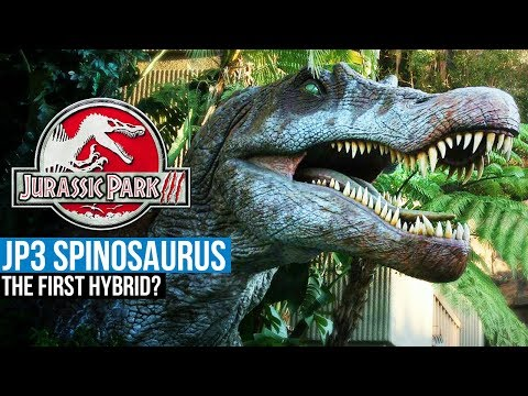 Download Youtube: JP3 Spinosaurus, The First Hybrid? - Jurassic Park 3 Fan Theory, Isla Sorna, InGen Secrets