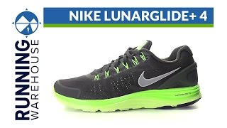 Nike LunarGlide+ 4 Shoe Review