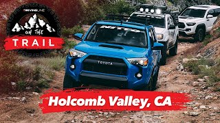 Nitto Tire On The Trail Episode 1: Holcomb Valley Off-Roading in Big Bear