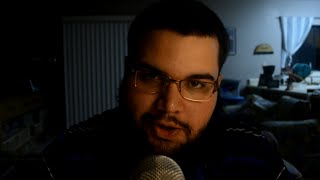 ASMR Whispered Question and Answer