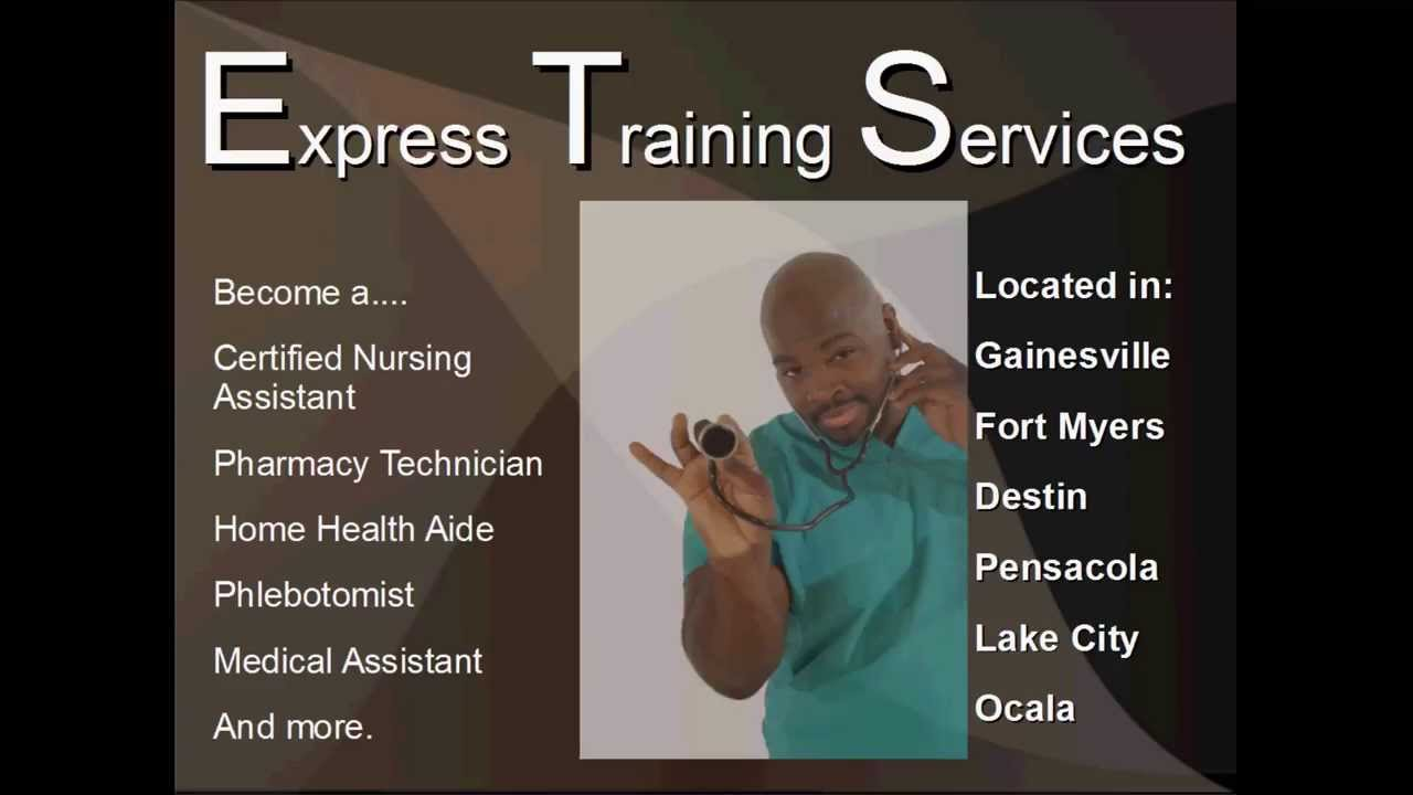 Fort Myers And Gainesville Florida Cna Classes And Cna Training