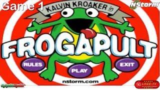 GameTime | Frogapult Game 1