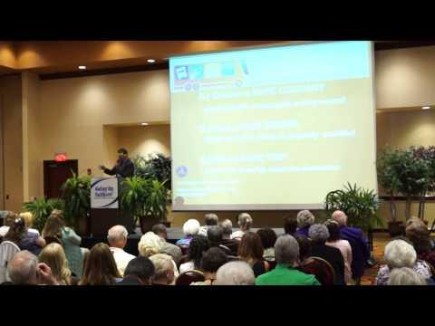Greg Nahmens of FMCSA at Going on Faith 2014