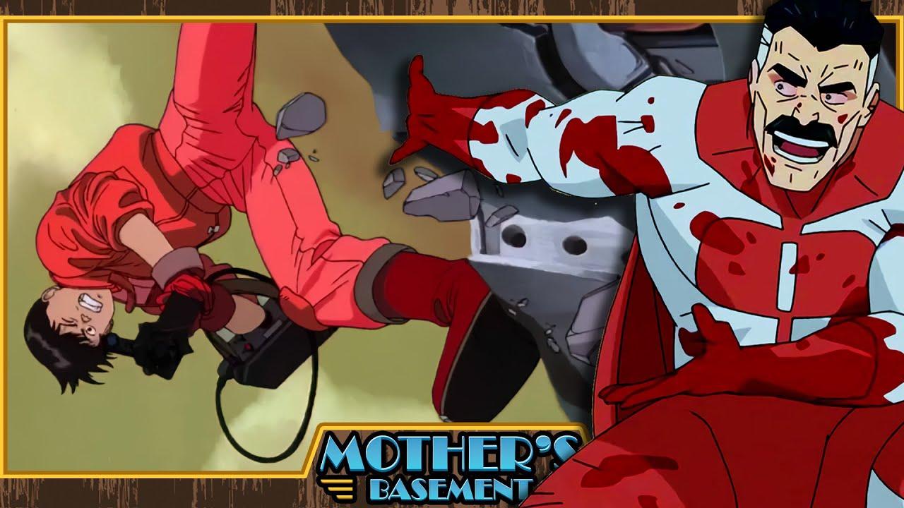 The Power of Cartoon Violence (Ft. Invincible, Akira)