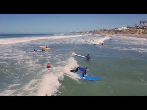 San Diego Surf School - Best Surf School in San Diego