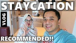 Gambar cover TERBAIK!!! STAYCATION HOTEL DI JAKARTA! FRASER PLACE SETIABUDI | Vlog Keluarga