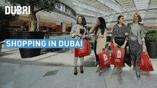Shopping In Dubai   Fashion And Shopping Video   Visit Dubai