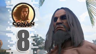 Unarmed Combat - Ep08 - Conan Exiles Removing The Bracelet