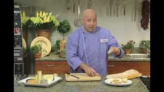 Andrew Zimmern: Essential Knife Skills Part 12: Cutting Bread And Cheese